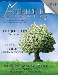 Accredited Members Jul. 2012