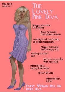 The Lovely Pink Diva