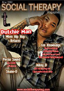 stm-magazine featuring Dutchie Man