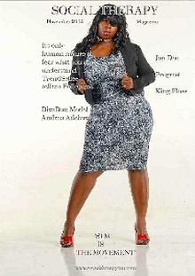 TrendSetter Feature Artist in November Issue