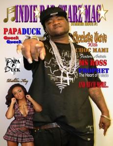 Indie Rap Starz Magazine June. 2012