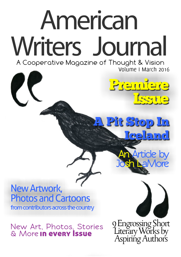 American Writers' Journal March 2016