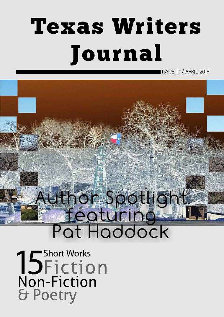 Texas Writers Journal Quarterly April 2016