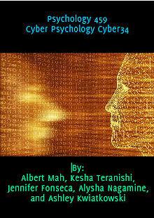 Cyber Psychology: Cyber34