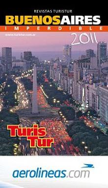 GUIAS DE VIAJE TURISTUR - AEROLINEAS ARGENTINAS