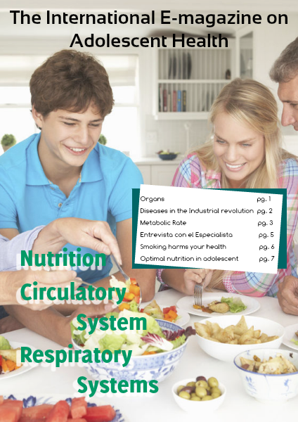 2nd Partial Magazine Nutrition and Your Circulatory and Respiratory Sy