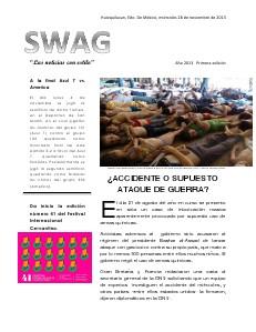 SWAG Un periódico con estilo