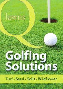 Q Lawns Golf Brochure November 2013