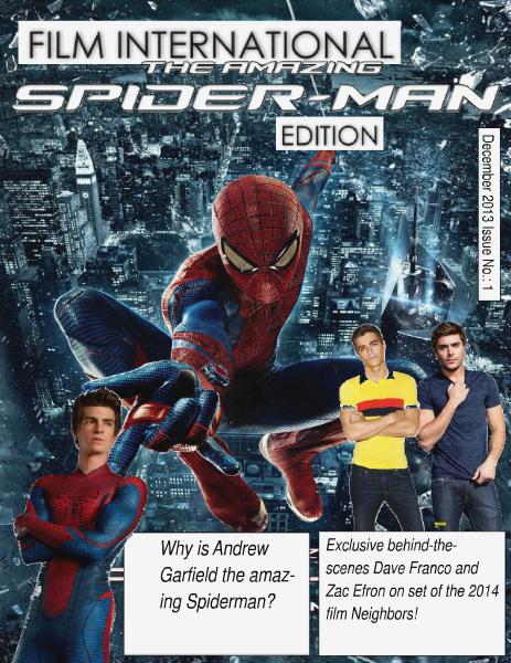 Film International Issue 1, December 2013