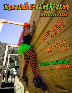 MudRunFun Magazine Nov. 2013