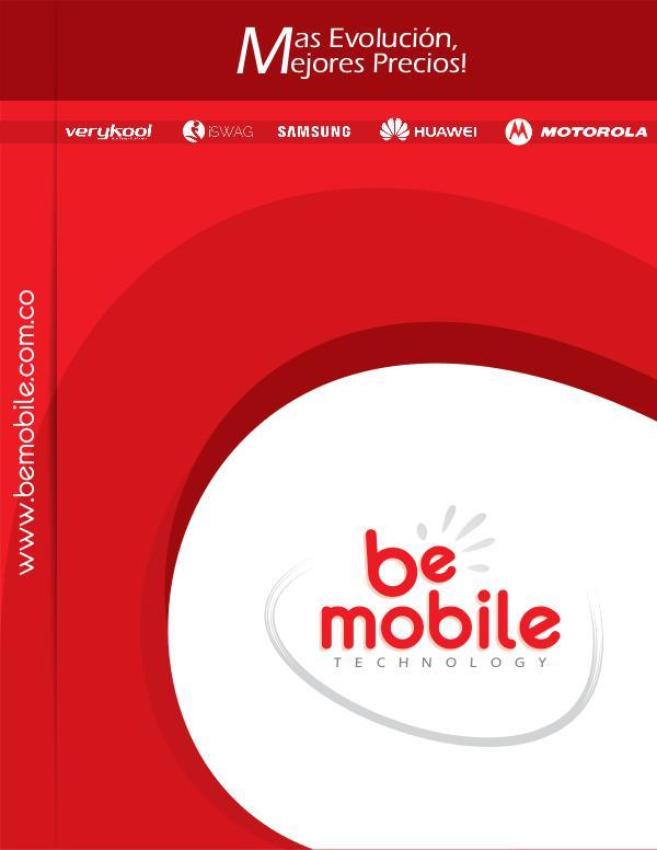 Catalogo 2017 Be Mobile Catalogo 2017 compaginado3