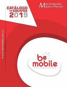 Catalogo Be Mobile 2019