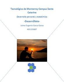 Jaime Garza A01193887 Revista