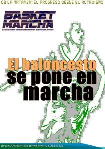 Basket Marcha 2012 Enero 2012