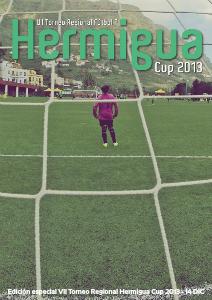VII Hermigua Cup 2013 Hermigua Cup 2013