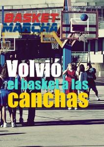 Basket Marcha 2013 17 enero, 2013