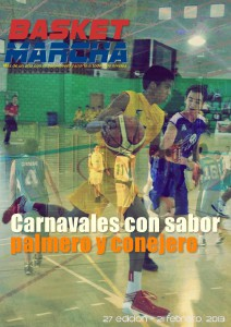 Basket Marcha 2013 21 febrero, 2013
