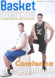 Basket Marcha 2013 10 octubre, 2013