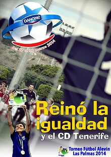 """Torneo Las Palmas 2014 """"Danone Nations Cup"""""""