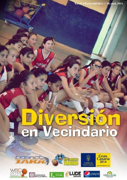 Torneo Gran Canaria 2014 Diversión en Vecindario