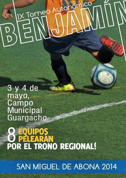 IX Torneo Benjamín San Miguel de Abona Edición 01