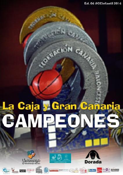 #CCinfantil Campeones