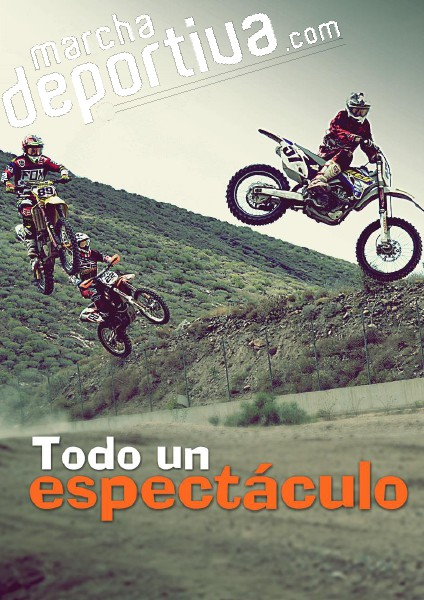 Motocross Todo un espectáculo