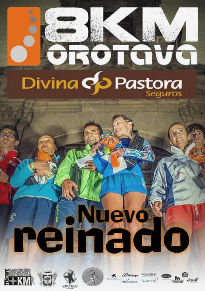 8KM Orotava-Divina Pastora Seguros Nuevo reinado