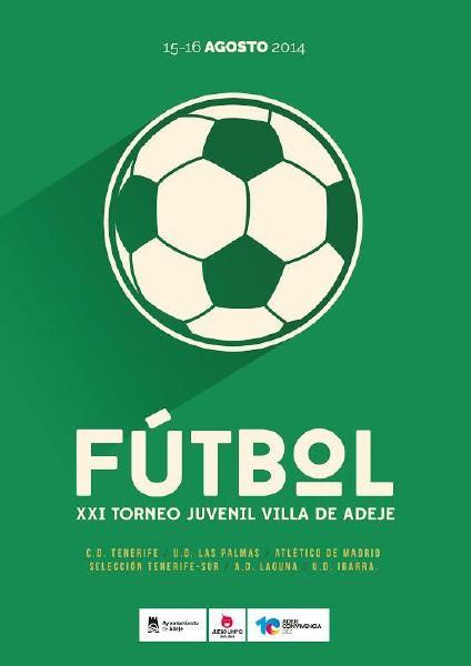 Torneo Juvenil Villa de Adeje XXI edición Torneo Juvenil Villa de Adeje