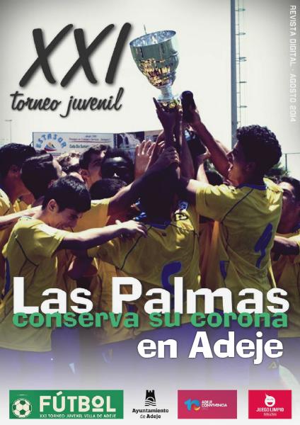 Torneo Juvenil Villa de Adeje Las Palmas conserva su corona