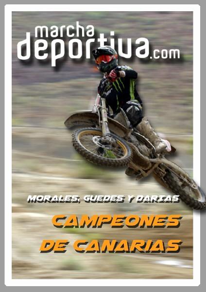 Motocross Campeonato Canarias