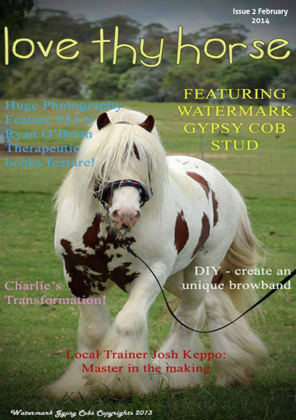Love Thy Horse ISSUE 2