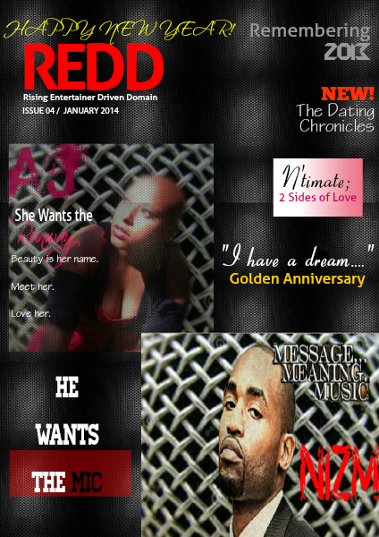 :Rising Entertainer Driven Domain- January Issue