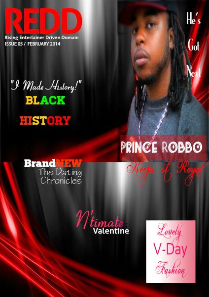 February Issue- Black History & Valentine's