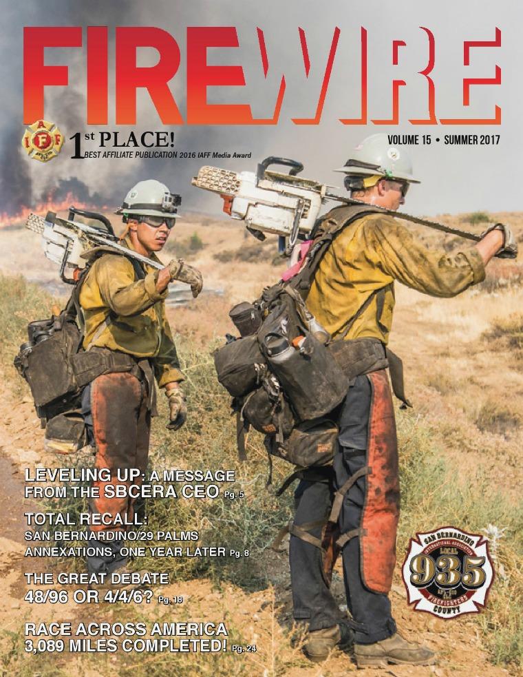 FIREWIRE Magazine Summer 2017