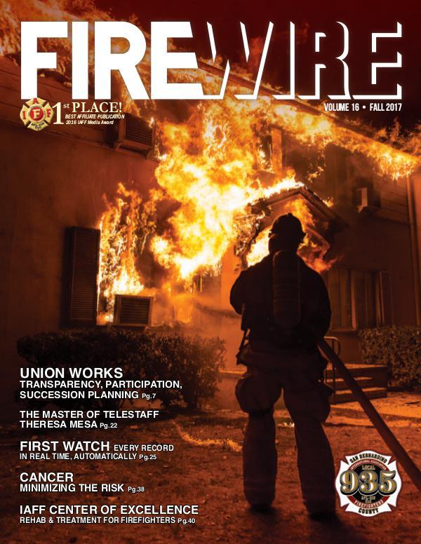 FIREWIRE Magazine Fall 2017