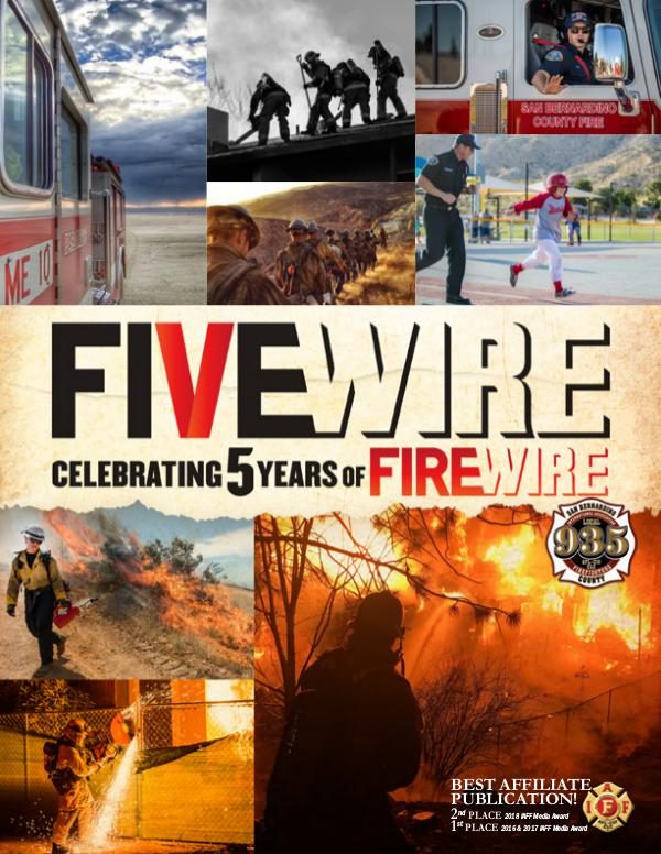 FIREWIRE Magazine Winter 2019: Celebrating 5 Years