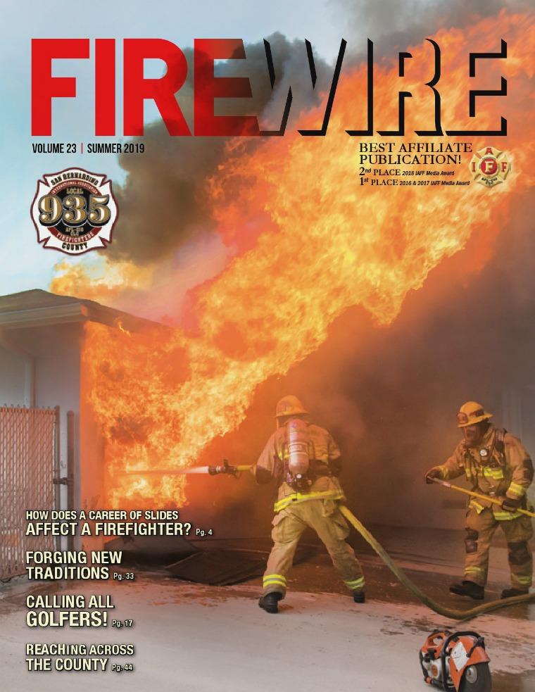FIREWIRE Magazine Summer 2019