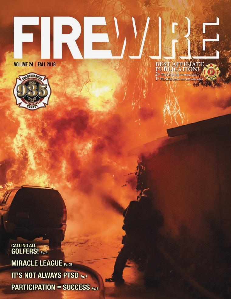 FIREWIRE Magazine Fall 2019