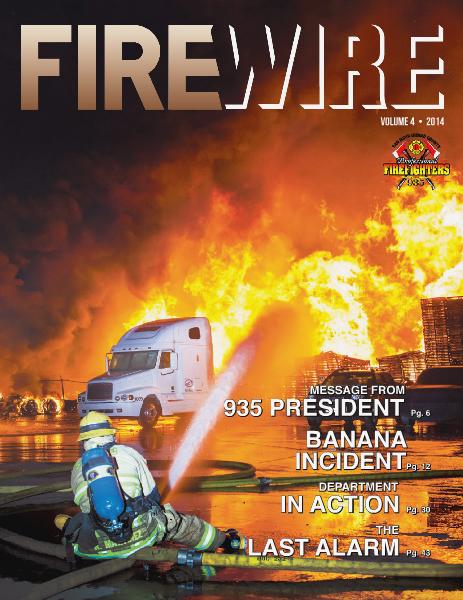 FIREWIRE Magazine Fall 2014