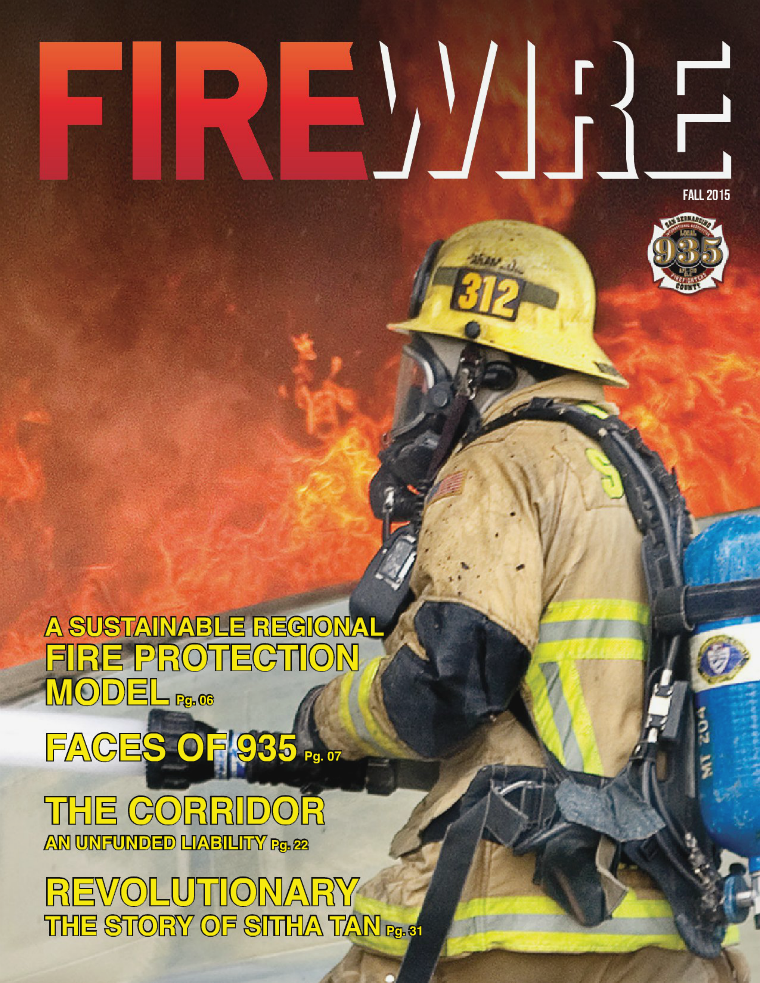 FIREWIRE Magazine Fall 2015