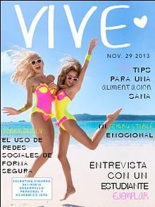 Revista VIVE [DPA A01193610 Grupo 106]