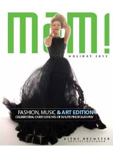 MAMi Magazine Holiday 2013 Issue