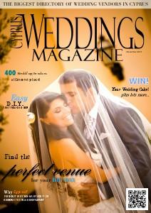 Cyprus Weddings eMagazine November 2013 Nov 13
