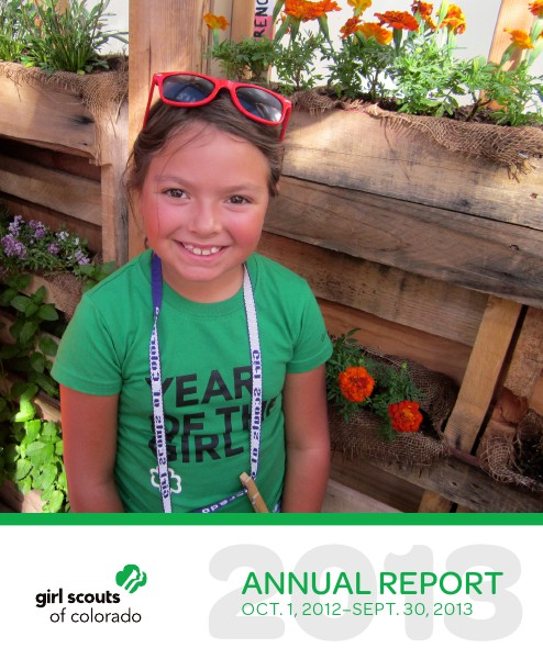 Annual Report March 2014
