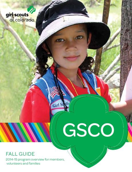 GSCO Guide - Fall 2014