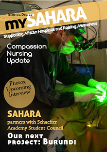 SAHARA Newsletter