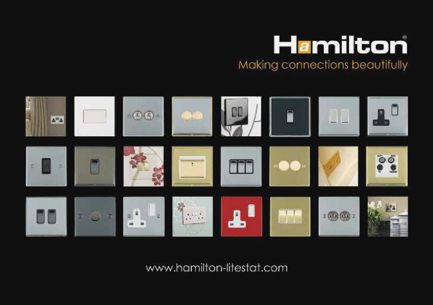 Hamilton Litestat 2013 Online Catalogue