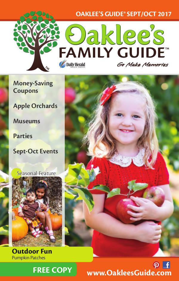 Oaklee's Family Guide September/October 2017