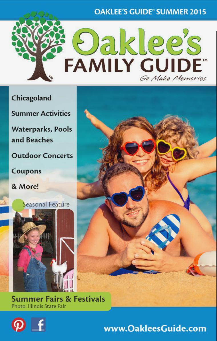Oaklee's Family Guide Summer 2015